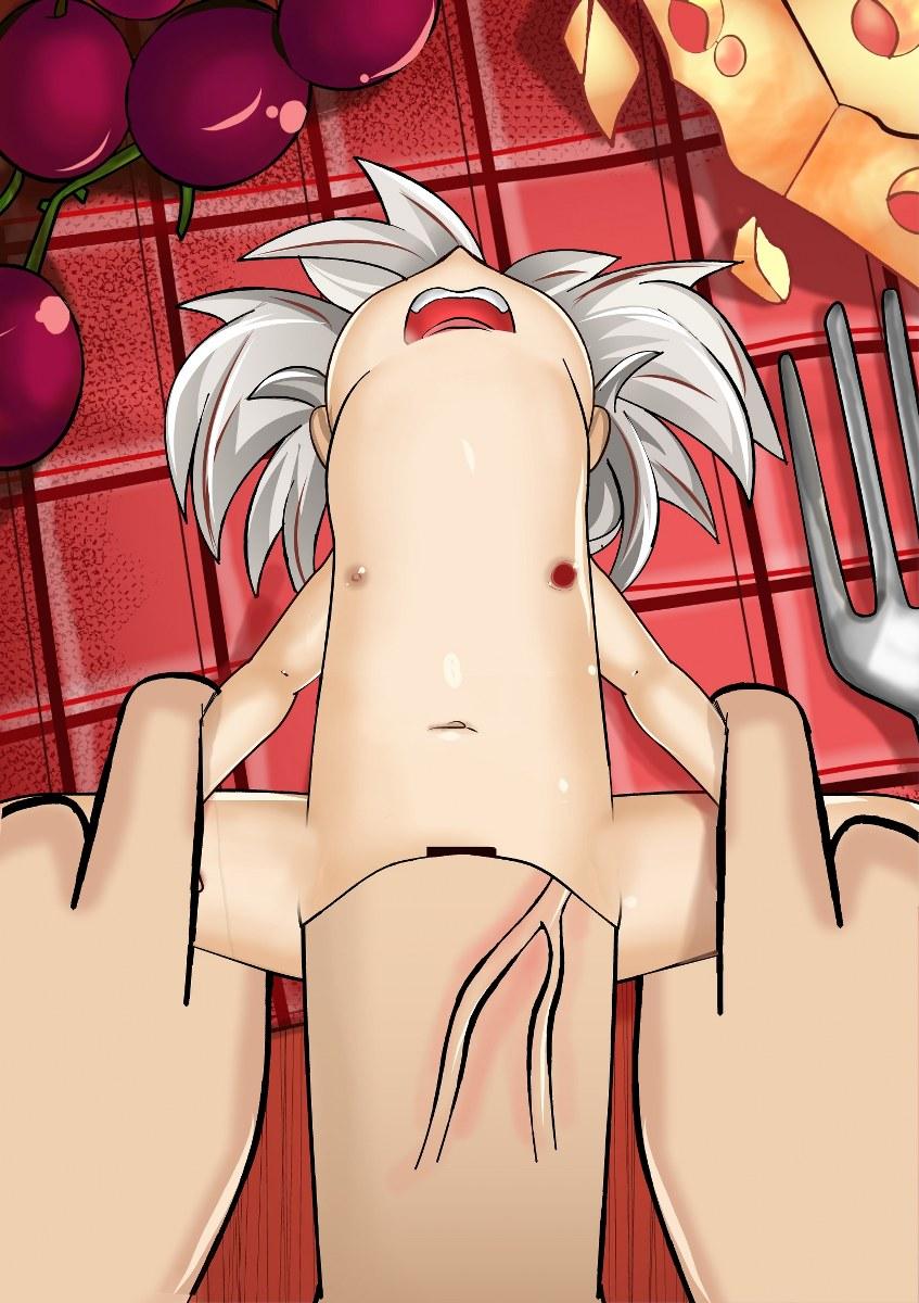 A Super Food Paimon (57) Hentai